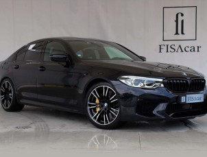 Bmw M5 Competition 4 WD 626 cv 2019